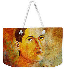 Selfportrait Oil Weekender Tote Bag