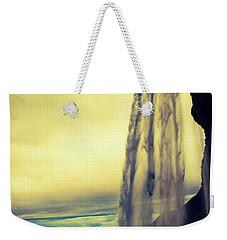 Seljalandsfoss Sunset Weekender Tote Bag