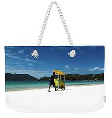 Selling Corn Weekender Tote Bag by Cesar Vieira