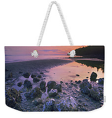 Semiahmoo Bay Weekender Tote Bag by Tim Fitzharris