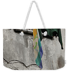 Weekender Tote Bag featuring the photograph Semplicita - Venice by Tom Cameron