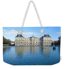 Senat From Jardin Du Luxembourg Weekender Tote Bag