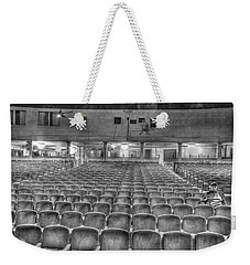 Senate Theatre Seating Detroit Mi Weekender Tote Bag by Nicholas  Grunas