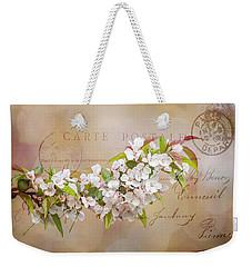 Sending Spring Weekender Tote Bag