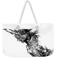 Senescence 5 Weekender Tote Bag by Paul Davenport