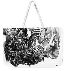 Senescence 7 Weekender Tote Bag