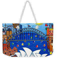 Sensational Sydney Weekender Tote Bag