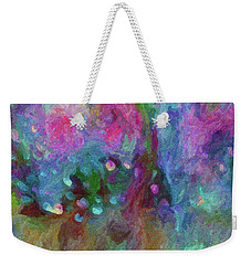 Sensations Weekender Tote Bag
