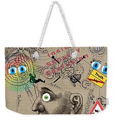 Sensory Confusions Weekender Tote Bag
