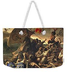 Sensory Deprivation Weekender Tote Bag