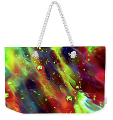 Sensual Illusion Weekender Tote Bag by Todd Breitling