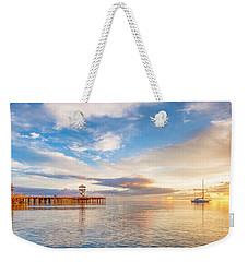 Sensual Sunrise Weekender Tote Bag