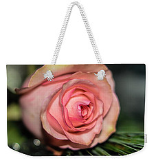 Weekender Tote Bag featuring the photograph Sentimentality by Diana Mary Sharpton