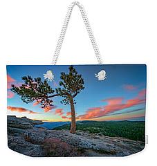 Sentinel Dawn Weekender Tote Bag