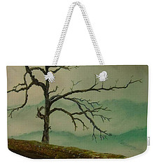 Sentinel Of The Shenandoah  Weekender Tote Bag