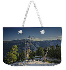 Sentinel's Summit Weekender Tote Bag by Rick Berk