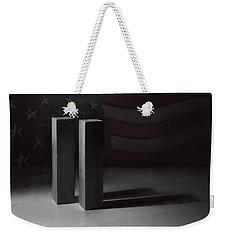 September 11, 2001 -  Never Forget Weekender Tote Bag