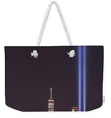 September 11th Memorial  Weekender Tote Bag