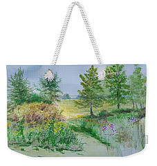 September At Kickapoo Creek Park Weekender Tote Bag