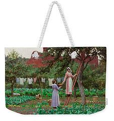 September Weekender Tote Bag by Edmund Blair Leighton