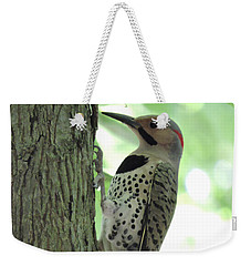 September Flicker Weekender Tote Bag by Peg Toliver