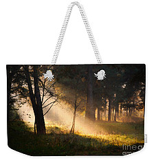 September Impressions Weekender Tote Bag