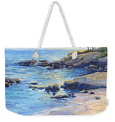 September Light / Laguna Beach Weekender Tote Bag