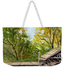September Song Weekender Tote Bag