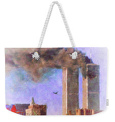 September The 11th Weekender Tote Bag by Melissa Messick
