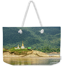 Weekender Tote Bag featuring the photograph September by Werner Padarin