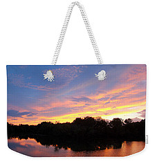 Septiembre Sol Weekender Tote Bag by J R Seymour