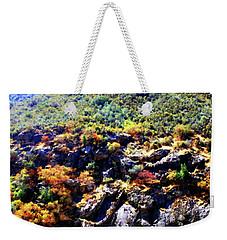 Sequoia Color Weekender Tote Bag by Timothy Bulone