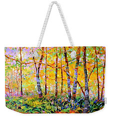 Serenade Of Forest Weekender Tote Bag