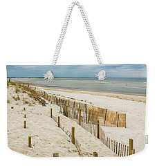 Serene Bay View Weekender Tote Bag