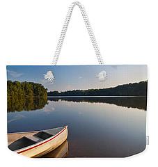 Serene Morning Weekender Tote Bag by Dale Kincaid