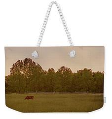 Serene Pasture Weekender Tote Bag