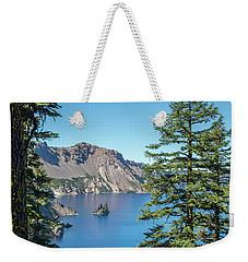 Serene Pines Weekender Tote Bag