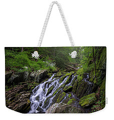 Weekender Tote Bag featuring the photograph Serene Solitude by Bill Wakeley