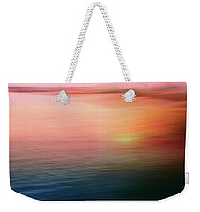 Weekender Tote Bag featuring the photograph Serenity by Allen Beilschmidt