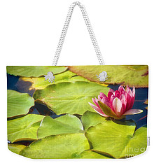 Serenity And Solitude Weekender Tote Bag