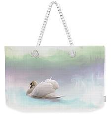 Serenity Weekender Tote Bag by Annie Snel