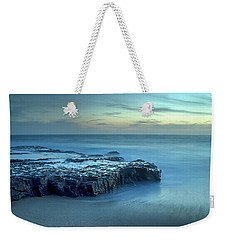 Serenity At The Beach Weekender Tote Bag