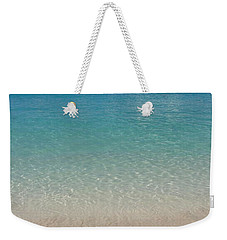 Serenity At Trunk Bay  Weekender Tote Bag by Margaret Bobb