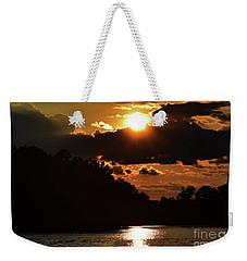 Serenity Cove Weekender Tote Bag