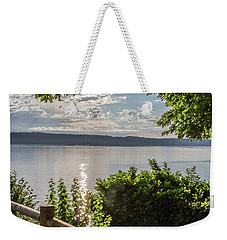 Serenity Weekender Tote Bag by Ed Clark