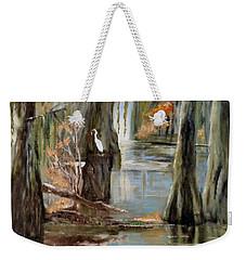 Serenity In The Swamp Weekender Tote Bag