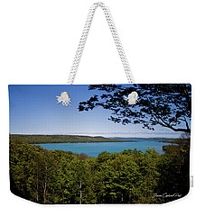 Serenity Weekender Tote Bag by Joann Copeland-Paul