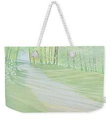 Serenity Weekender Tote Bag by Joanne Perkins
