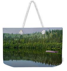 Serenity Weekender Tote Bag by Linda Bianic