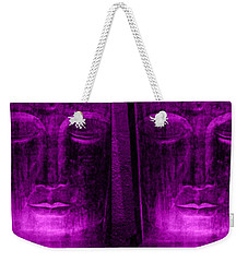 Serenity Weekender Tote Bag by Linda Prewer